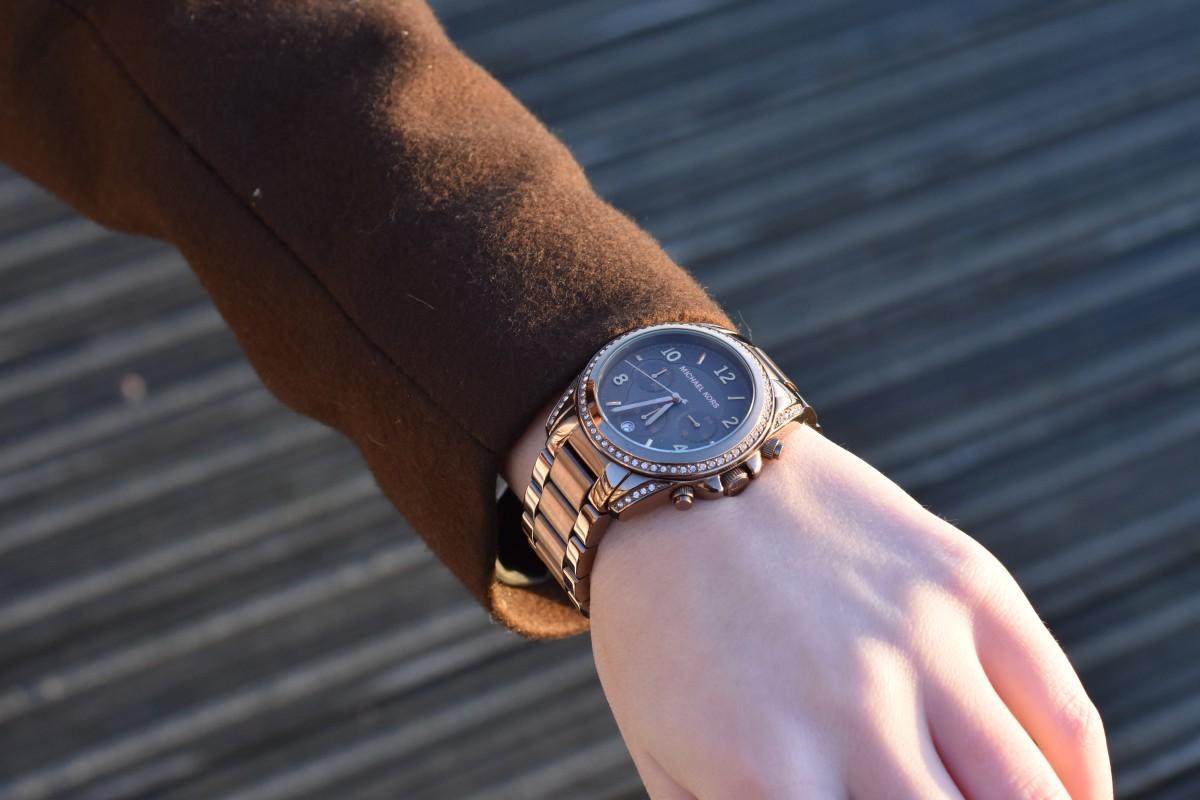 Love for watches ArielleDannique