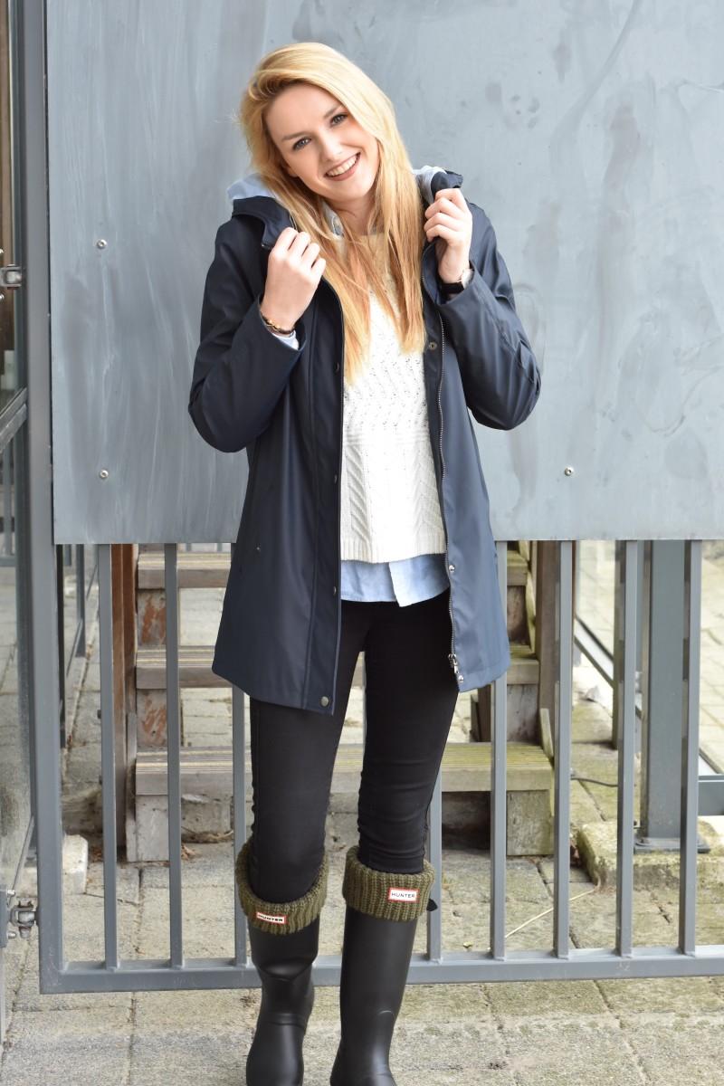 Rain Coats & Rain Boots