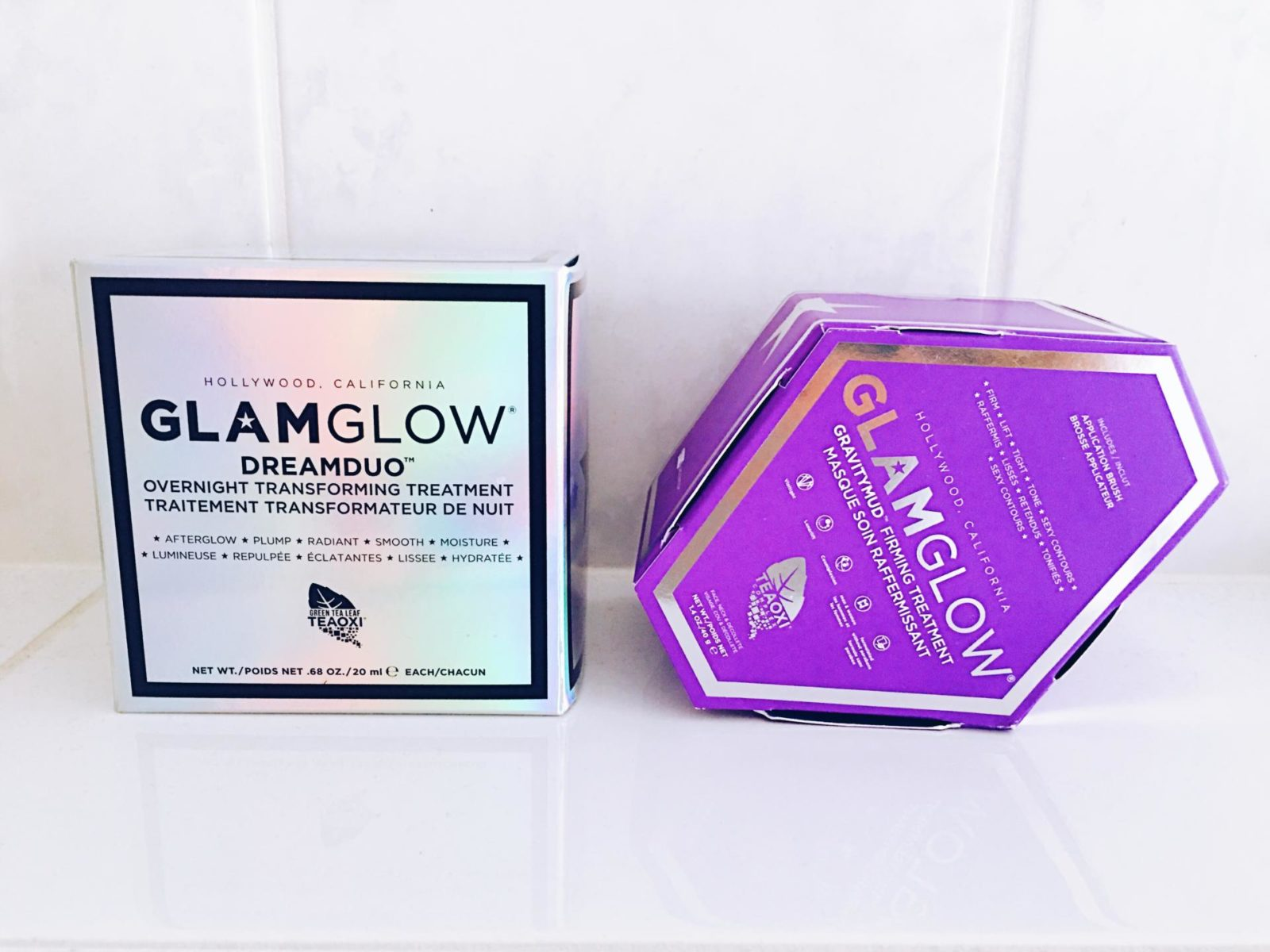 Glam Glow Face Masks