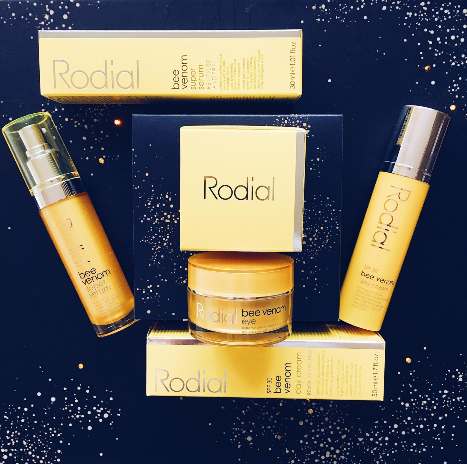 New Skin care routine with Rodial Skin Care