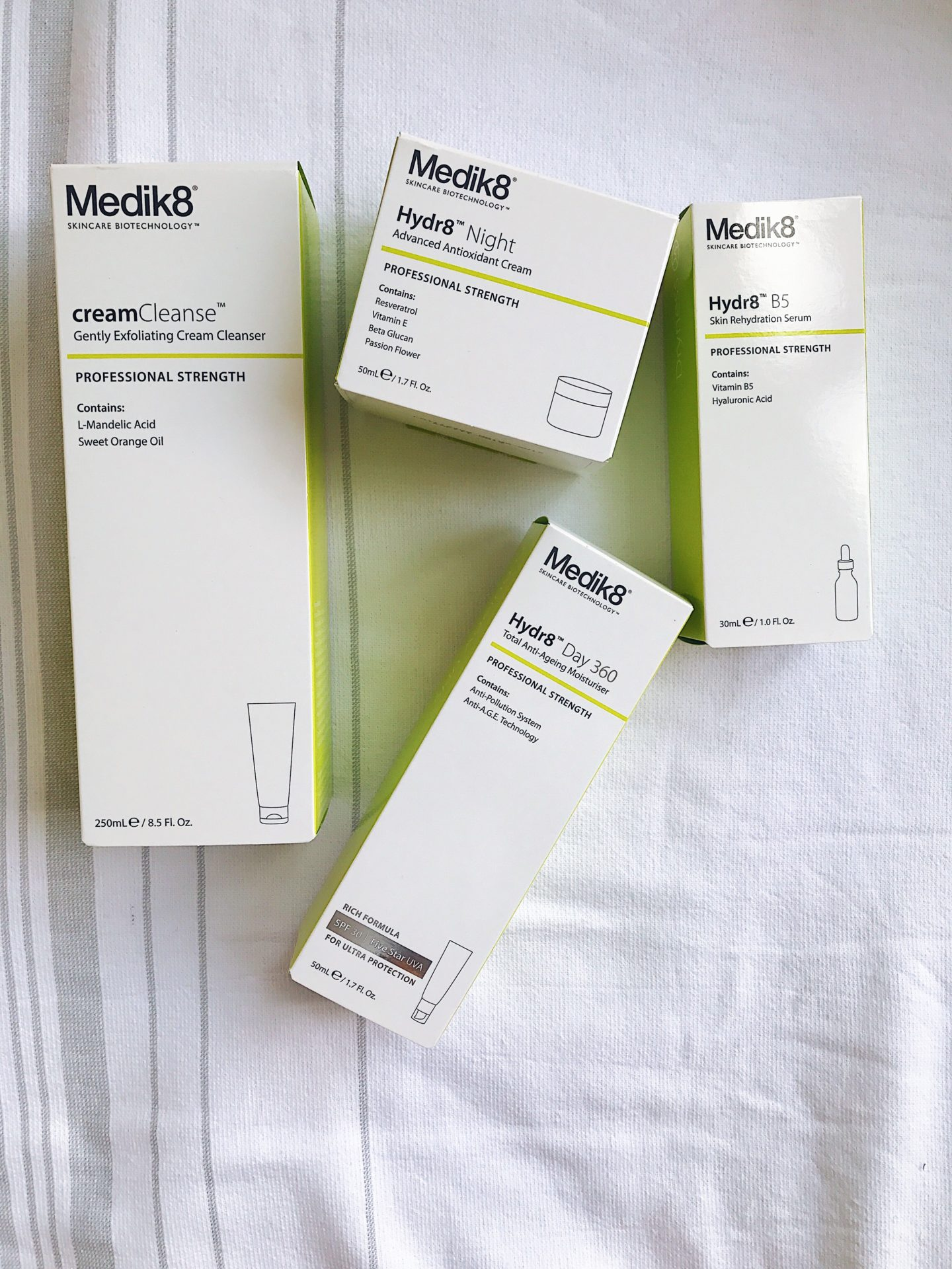 Medik8 Skin Care Routine