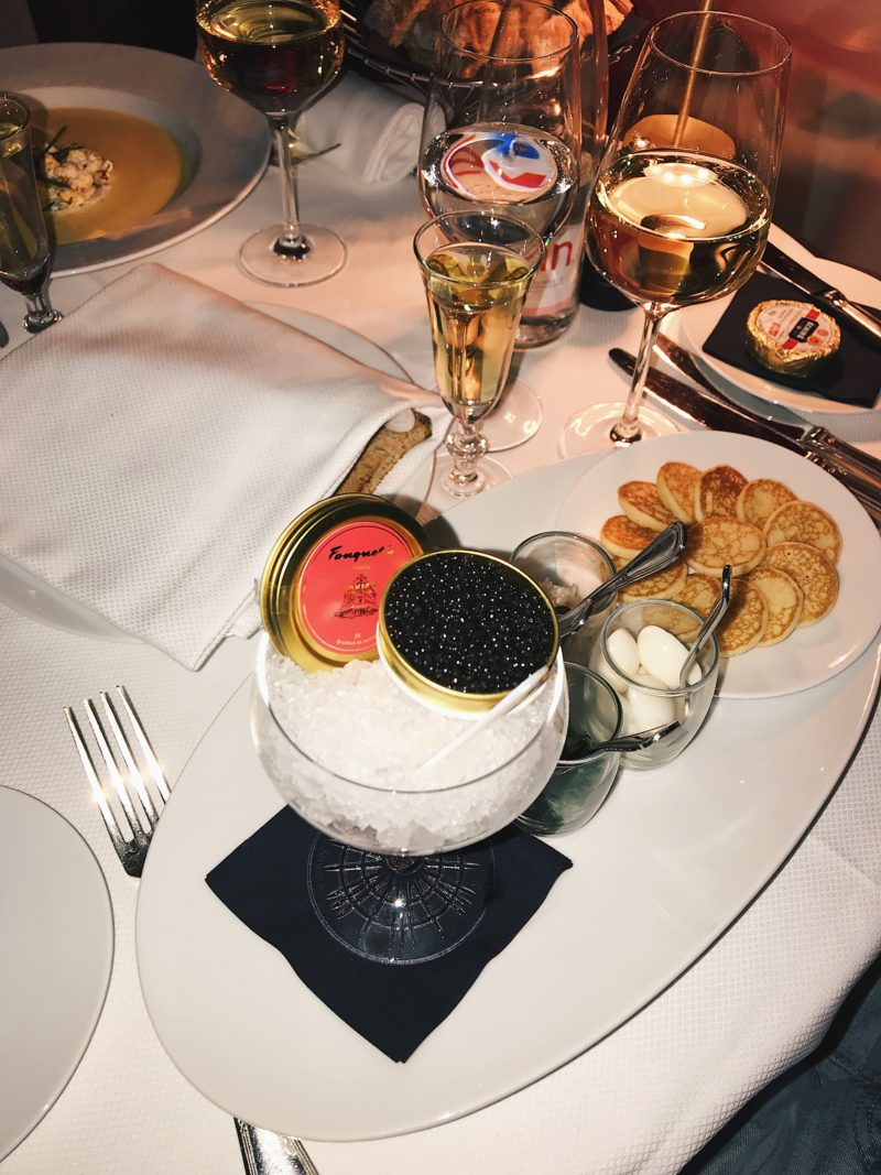 Hotspot #14 Diner At Le Fouquet's Paris