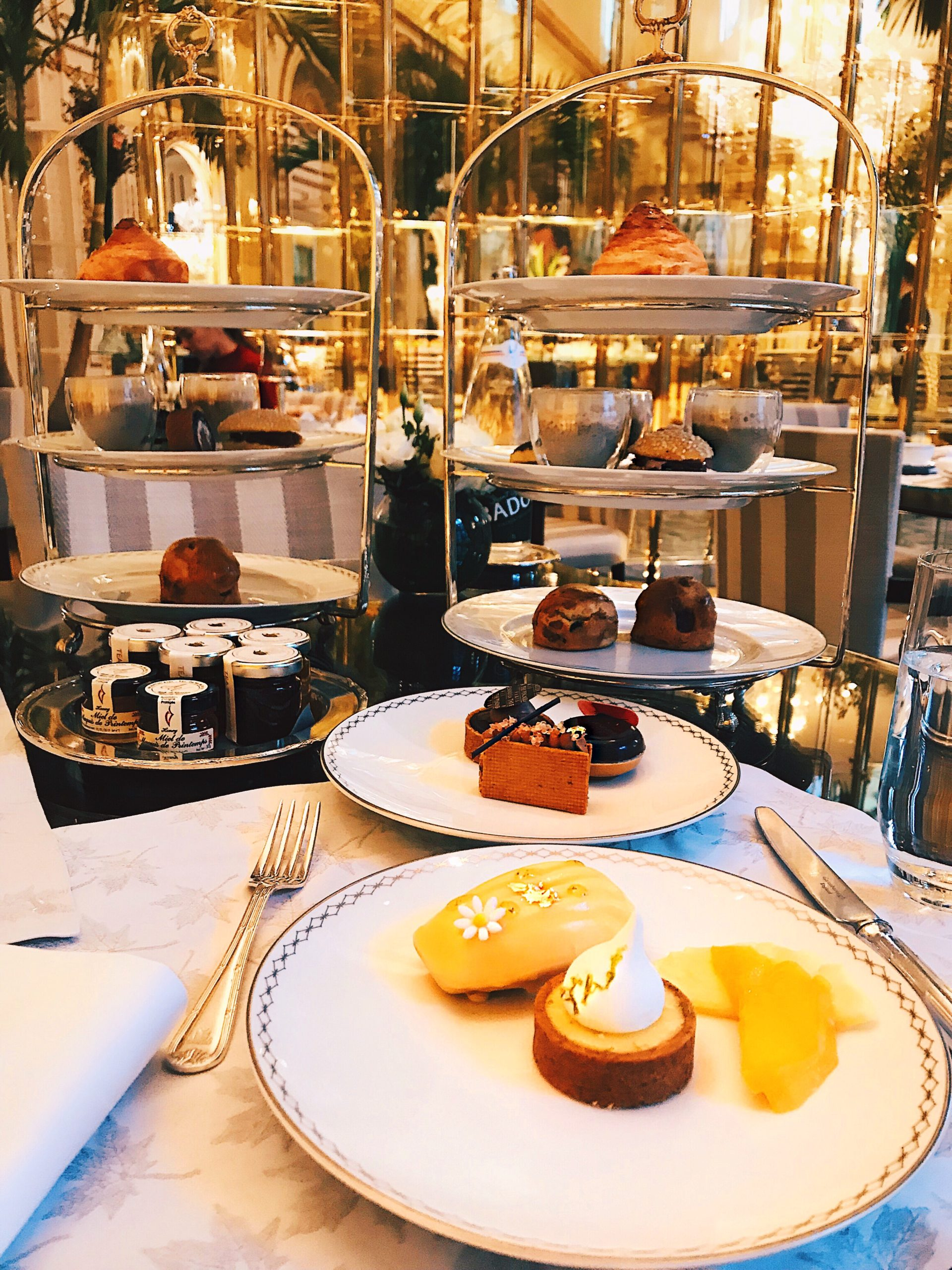 Hotspot #13 Afternoon Tea At The Peninsula Paris
