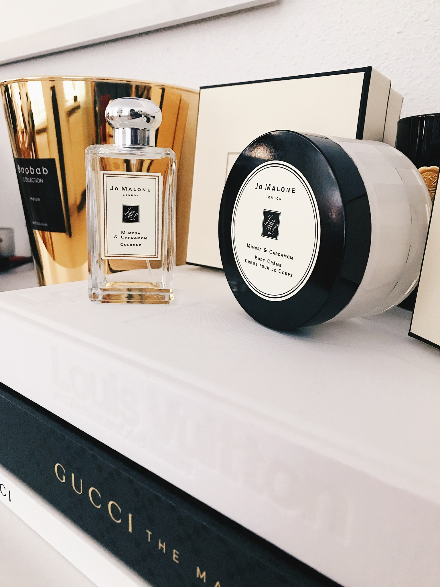 Getting The Jo Malone Experience