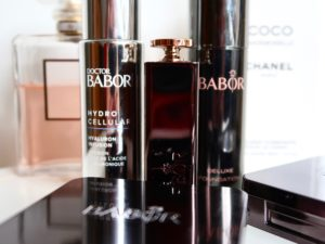 Barbor Make-Up Routine