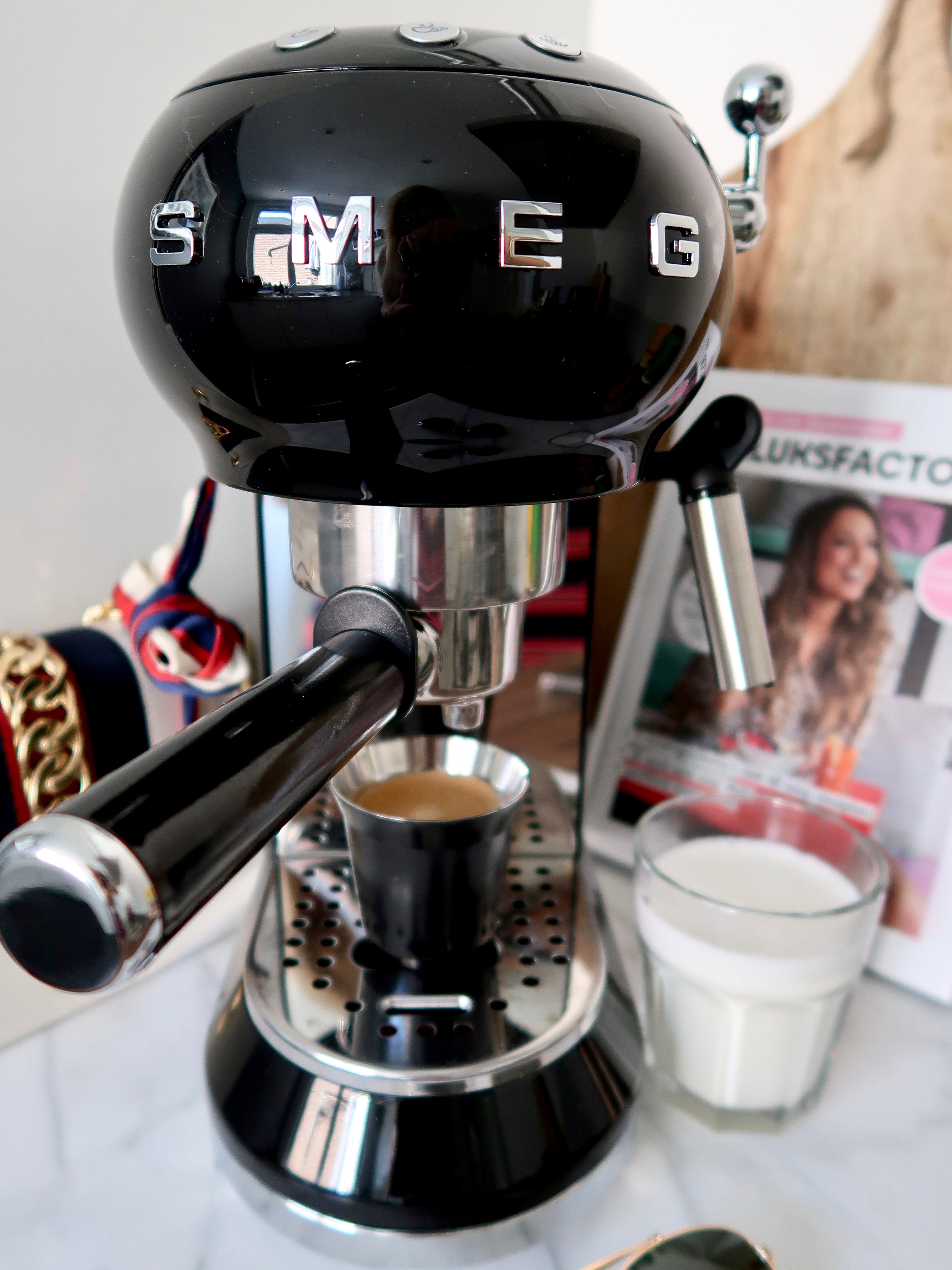 Smeg Coffee Machine Review