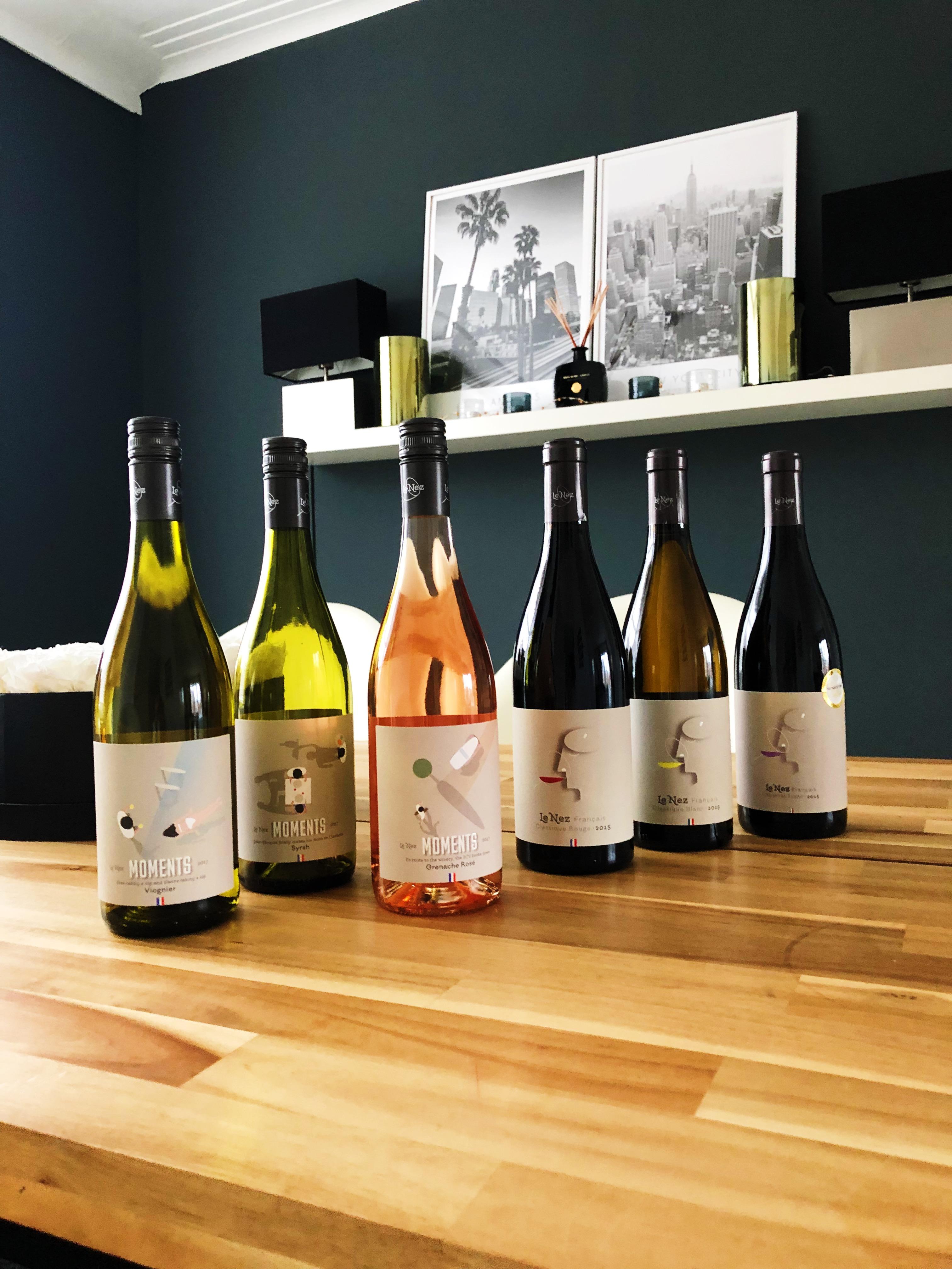 Wine Talk By Le Nez