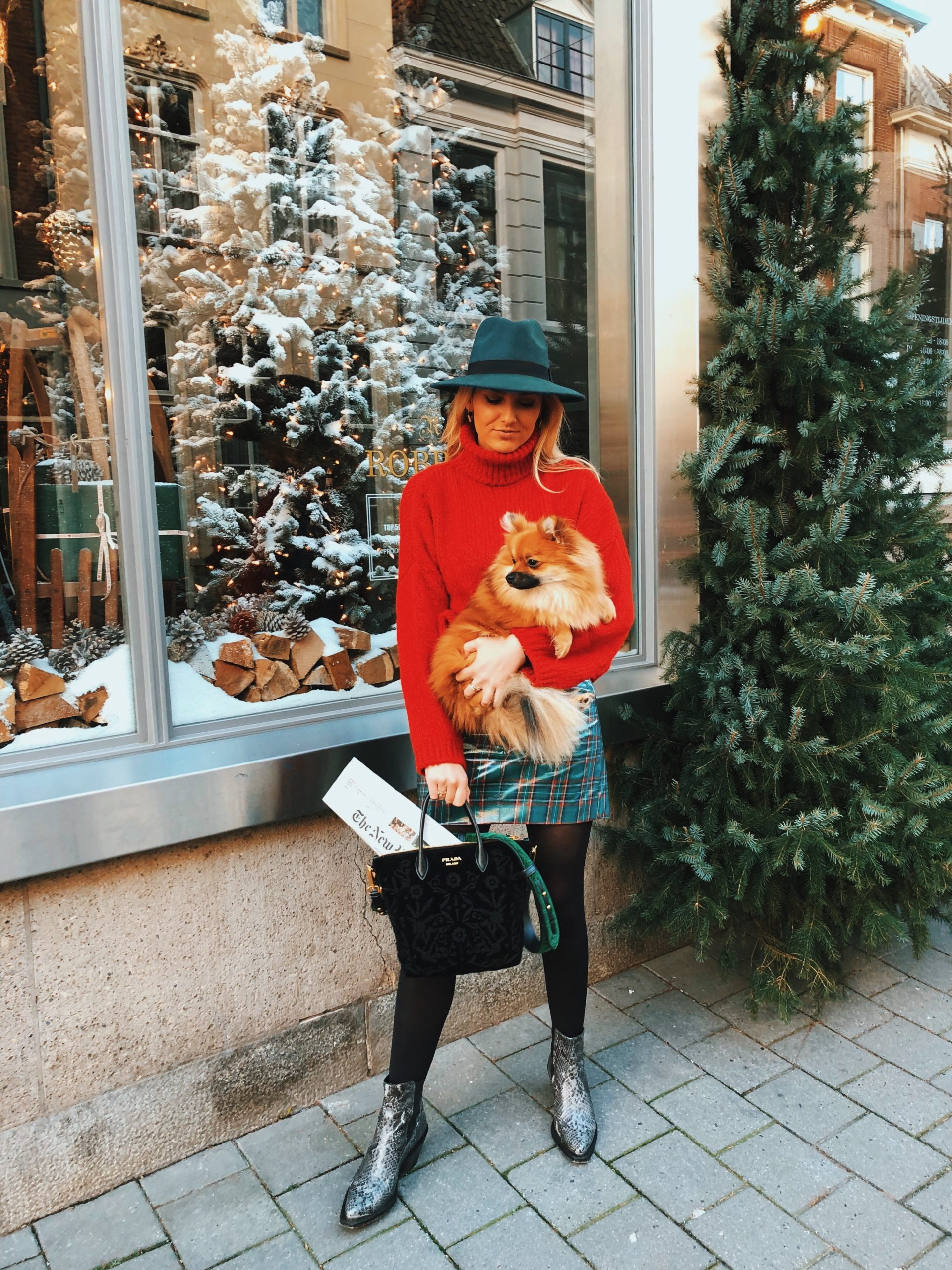 Winter Outfit Styling!