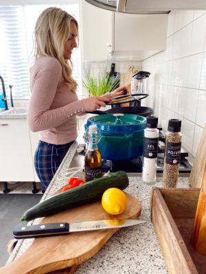 Koken met Sola