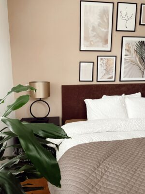Slaapkamer update met direct lampen
